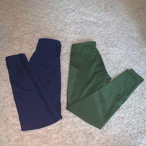 Old navy active leggings bundle